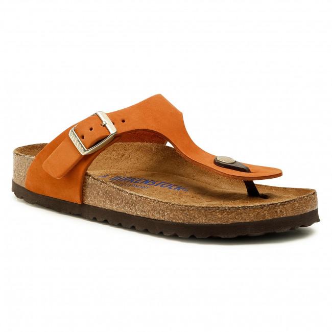 Flip flops BIRKENSTOCK - Gizeh Bs 1019017 Pecan