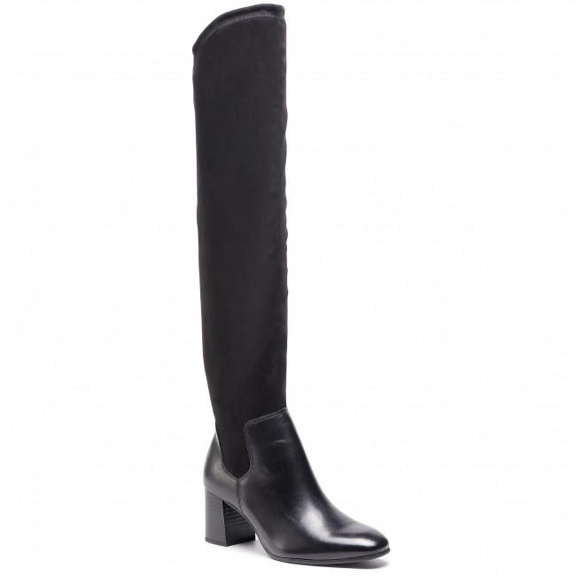 Over-Knee Boots TAMARIS - 1-25524-25 Black 001