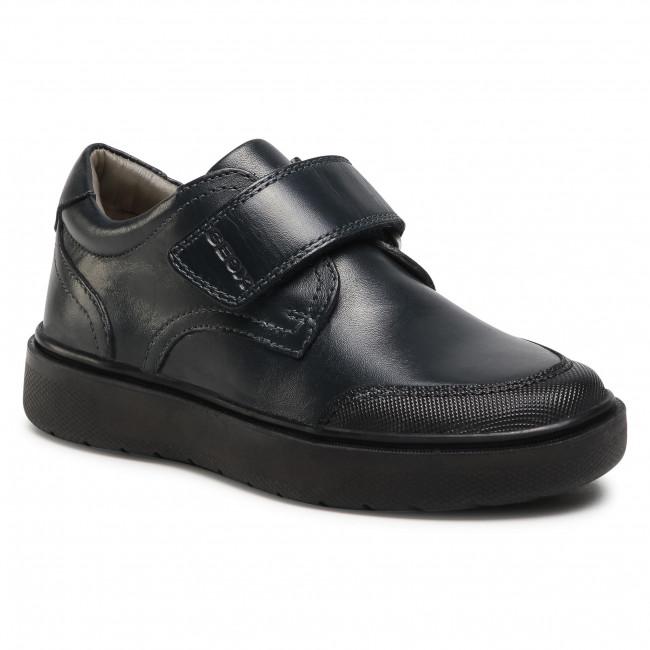 Shoes GEOX - J Riddock B. I J847SI 00043 C4021 M Dk Navy