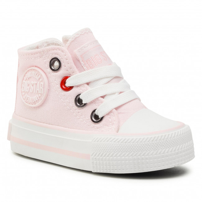 Sneakers BIG STAR - HH374191  Pink