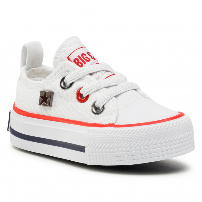 Sneakers BIG STAR - HH374193  White
