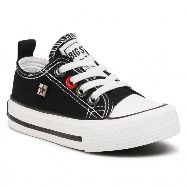 Sneakers BIG STAR - HH374090 Black