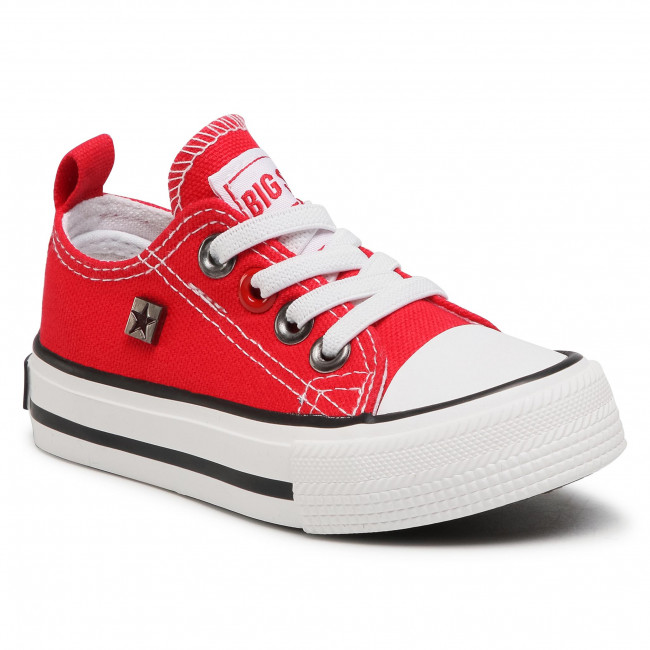 Sneakers BIG STAR - HH374092 Red