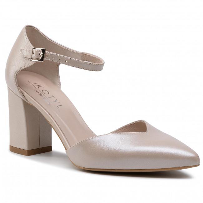 Shoes KOTYL - 3779 Perłowy Lico