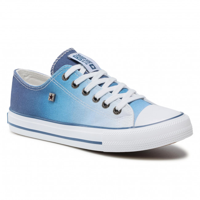 Sneakers BIG STAR - HH274129 Navy