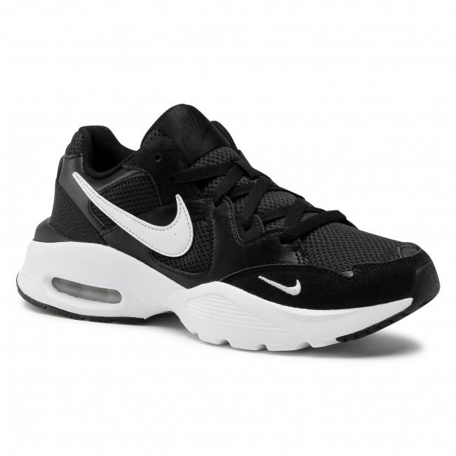 Footwear NIKE - Air Max Fusion CJ1670 002 Black/White/Black