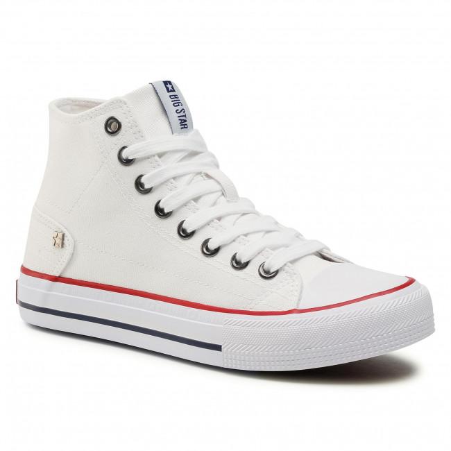 Sneakers BIG STAR - DD274332  White