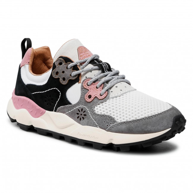 Trainers FLOWER MOUNTAIN - Yamano 2 Woman 0012015673.01.1M15 Pink/Grey