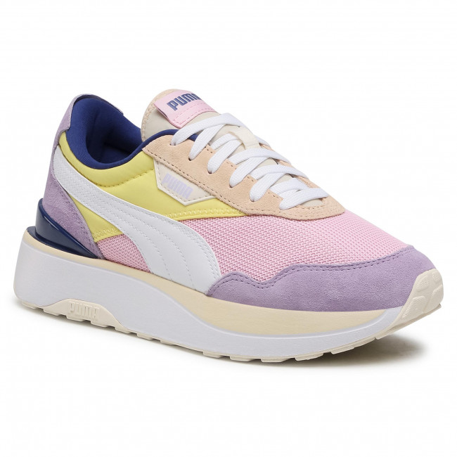 Trainers PUMA - Cruise Rider Silk Road Wn\'s 375072 01 Pink Lady/Yellow Pear