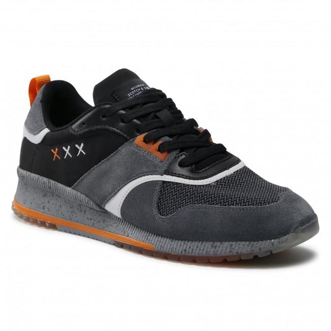 Trainers SCOTCH & SODA - Vivex 22833944  Black Multi S031