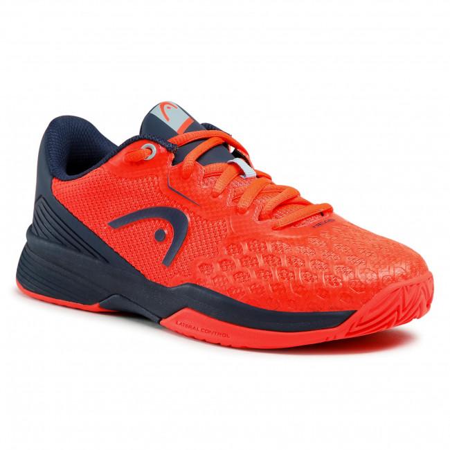 Footwear HEAD - Revolt Pro 3.5 275001 Neon Red/Dress Blue 035