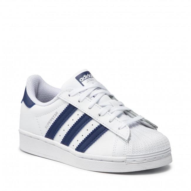 Footwear adidas - Superstar C GZ2884 Ftwwht/Ngtsky/Ftwwht