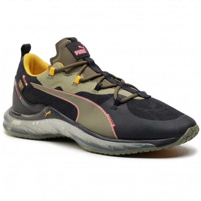 Footwear PUMA - Lqdcell Hydra Fm Camo 193085 01 Burnt Olive/Puma Black/Pink