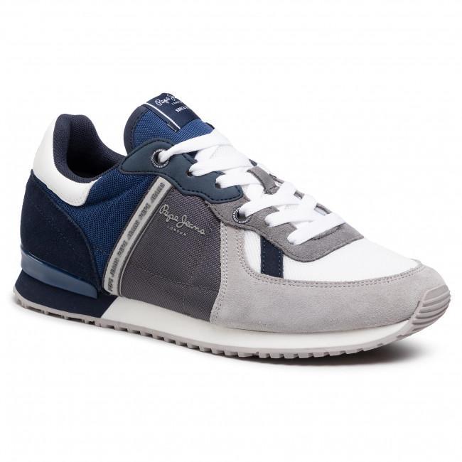 Trainers Pepe Jeans Tinker Zero 21 Pms30725 Light Grey 905 Sneakers Low Shoes Men S Shoes Efootwear Eu