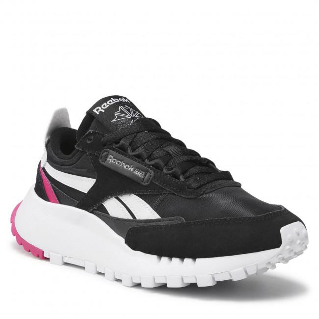 Footwear Reebok - Cl Legacy GZ7396 Cblack/Ftwwht/Purpnk