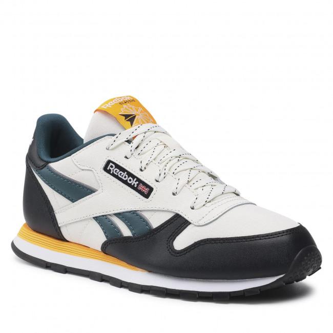 Footwear Reebok - Cl Lthr G58334 Chalk/Cblack/Sesogo