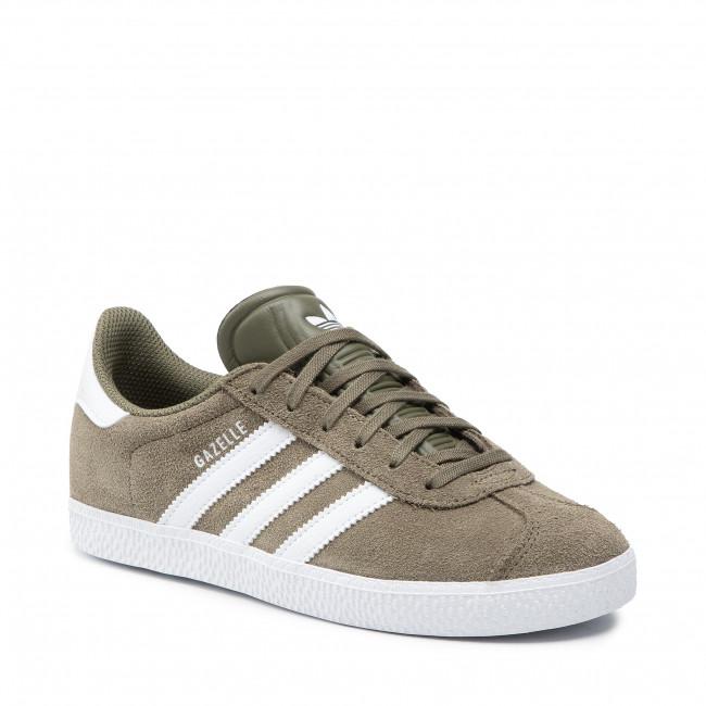 Footwear adidas - Gazelle J EG7284  Rawkha/Ftwwht/Ftwwht