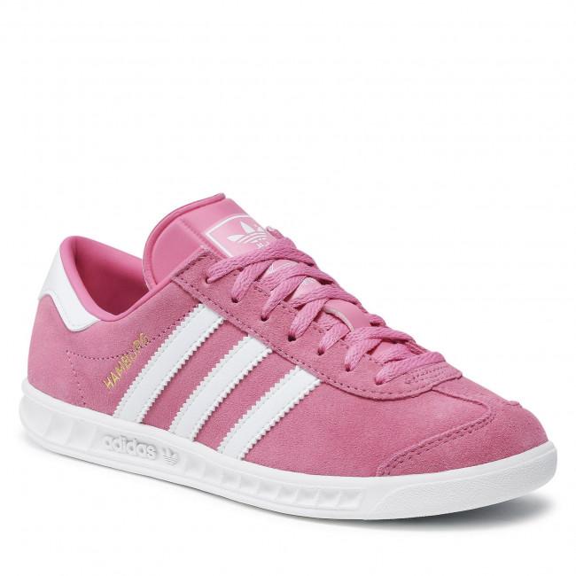 Footwear adidas - Hamburg J GZ7408 Roston/Ftwwht/Roston