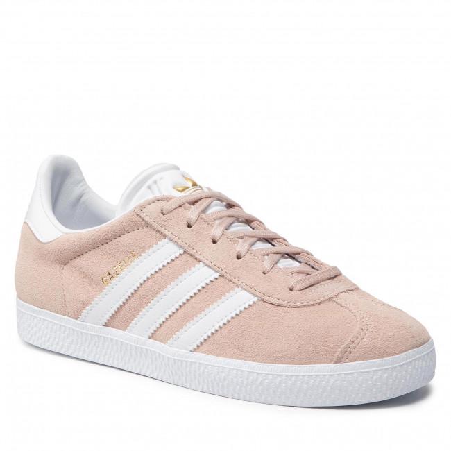 Footwear adidas - Gazelle J H01512 Pnktin/Ftwwht/Ftwwht
