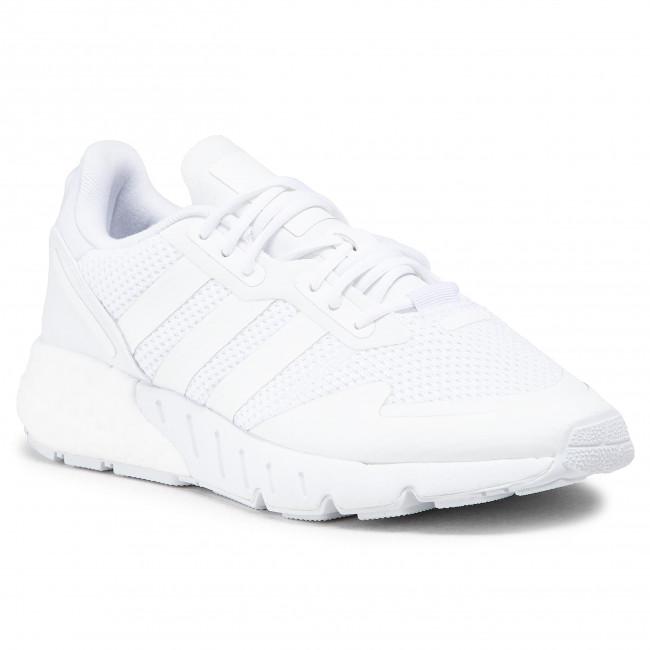 Footwear adidas - Zx 1k Boost J S42589 Cloud White/Cloud White/Cloud White