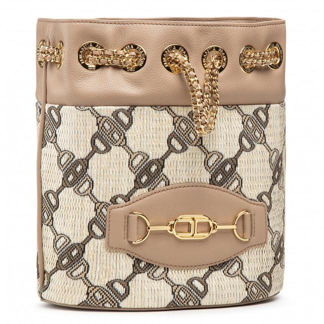 Handbag ELISABETTA FRANCHI - BS-31A-11E2-V290 Tortora 390