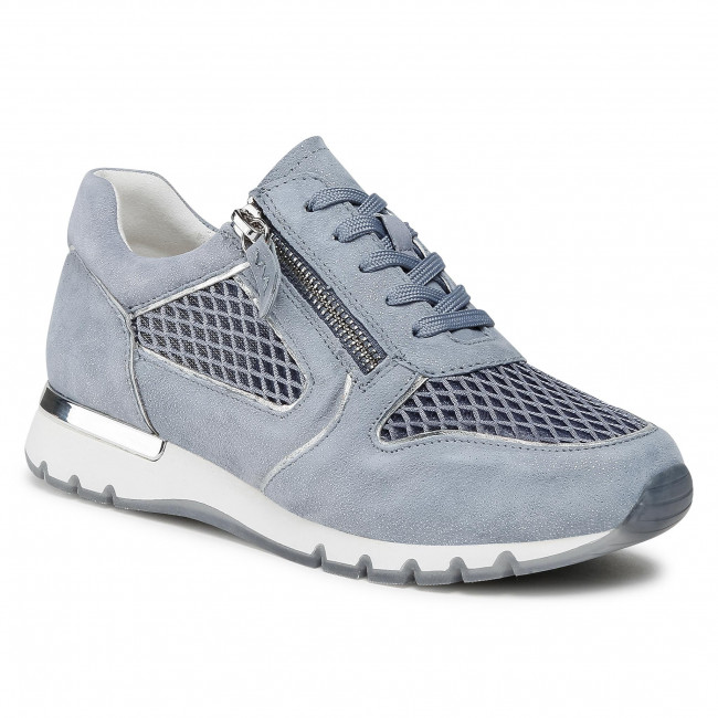 Trainers CAPRICE - 9-23700-26 Denim Comb 834