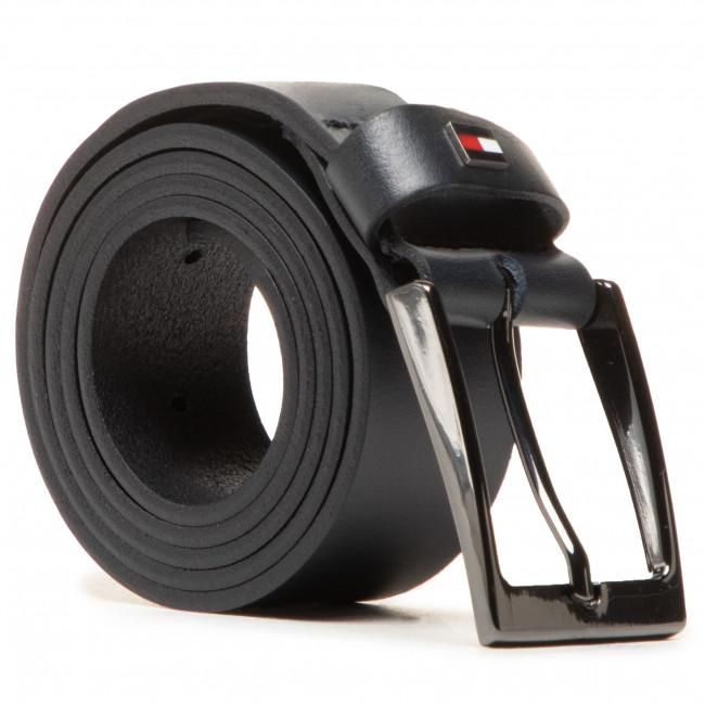 Men's Belt TOMMY HILFIGER - Layton 3.5 AM0AM07330 DW5