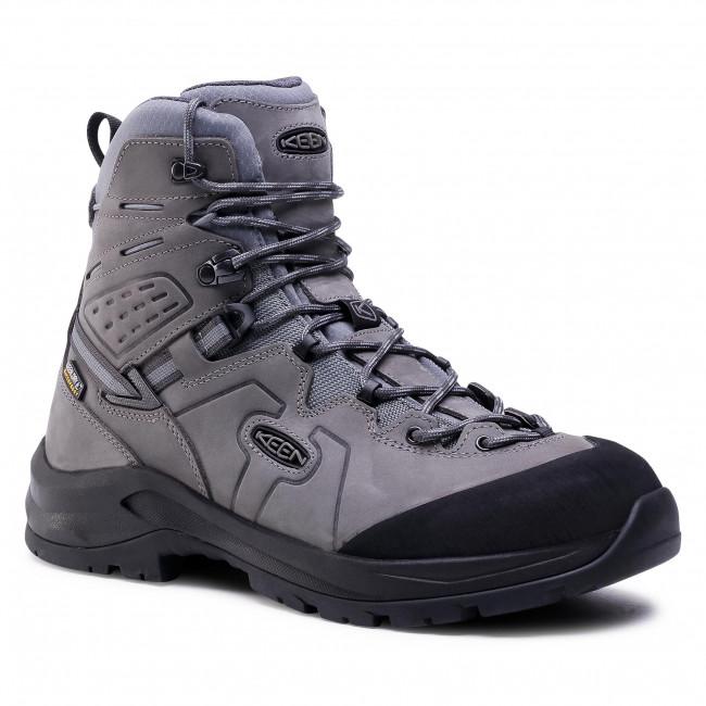 Trekker Boots KEEN - Karraig Mid Wp 1020753 Bungee Cord/Green Gables