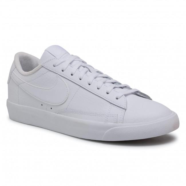Footwear NIKE - Blazer Low Le AQ3597 100 White/White/White