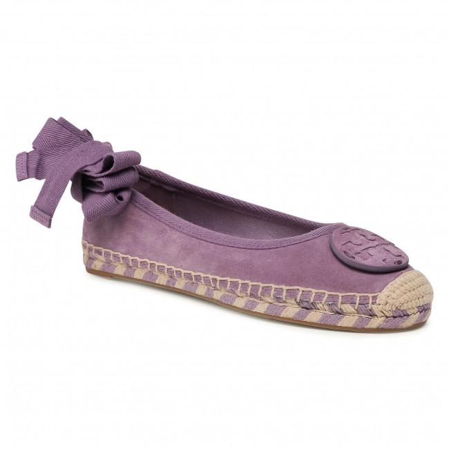 Espadrilles TORY BURCH - Minnie Ballet Espadrille 78791 Lilac 500
