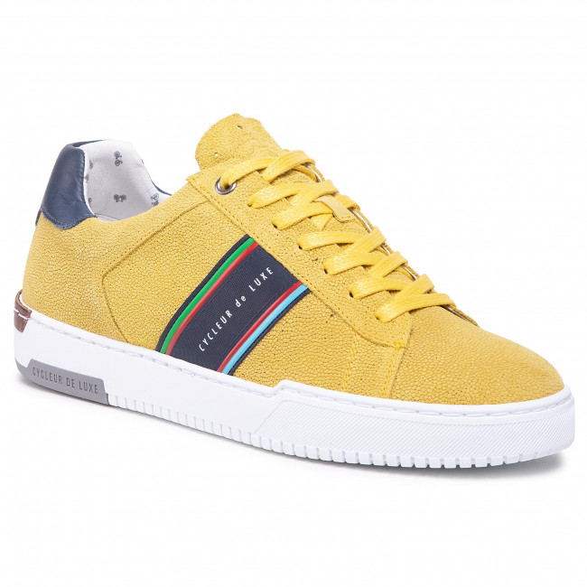 Trainers CYCLEUR DE LUXE - Bruce CDLM211103 Yellow