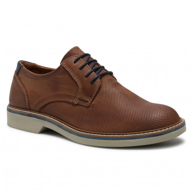 Shoes IMAC - 700310 Dark Brown/Blue 2428/009