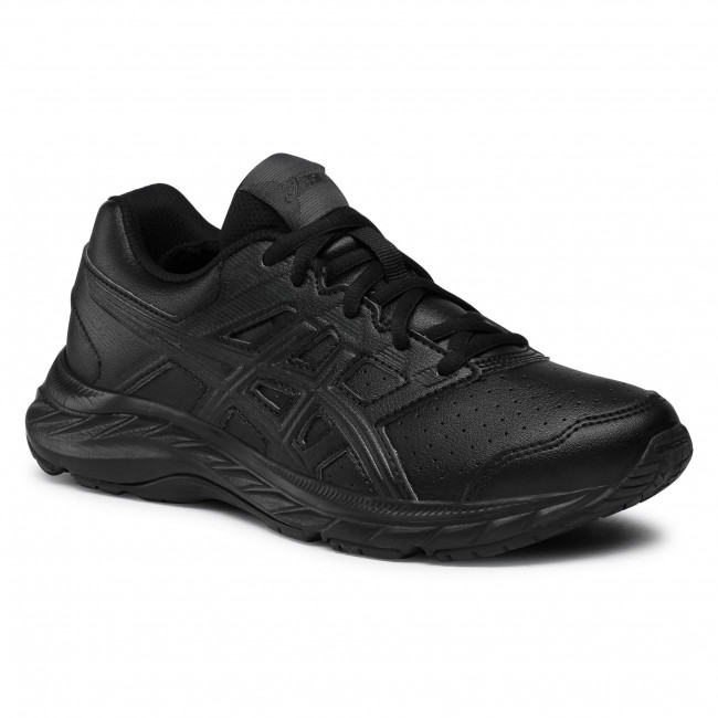 Footwear ASICS - Contend 5 Sl Gs 1134A002 Black/Graphite Grey 001