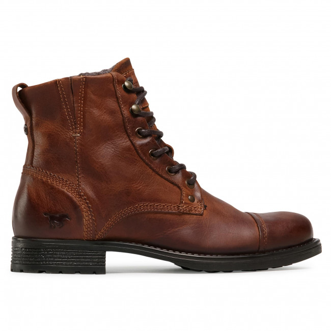 Mustang Hommes A Lacets-boots bottes 4865-608-360 c74