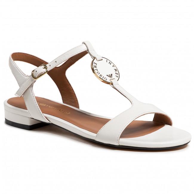 Sandals EMPORIO ARMANI - X3P640 XF438 00001 White