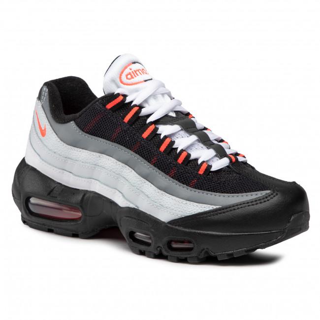 Footwear NIKE - Air Max 95 Recraft (Gs) CJ3906 101 White/Infrared 23