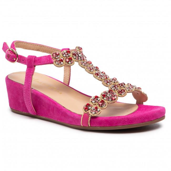 Sandals ALMA EN PENA - V21330 Suede Fuxia