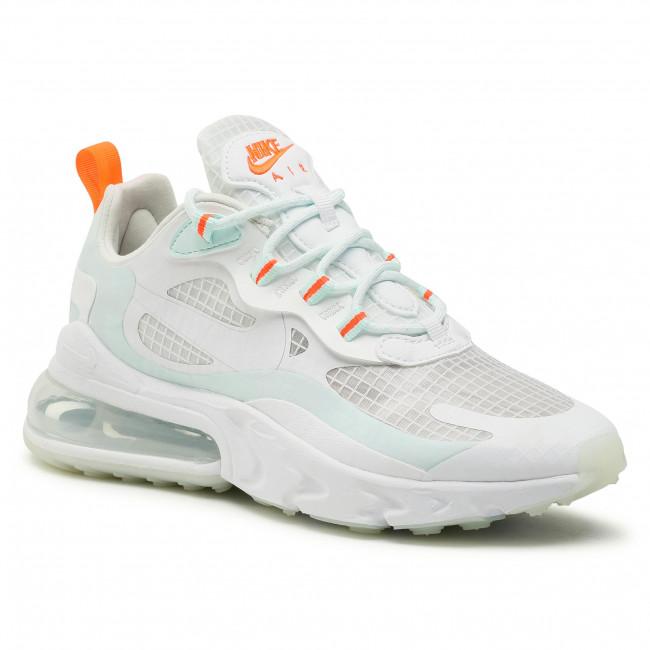 Footwear NIKE - Air Max 270 React Se CJ0620 100 White/White/Hyper Crimson
