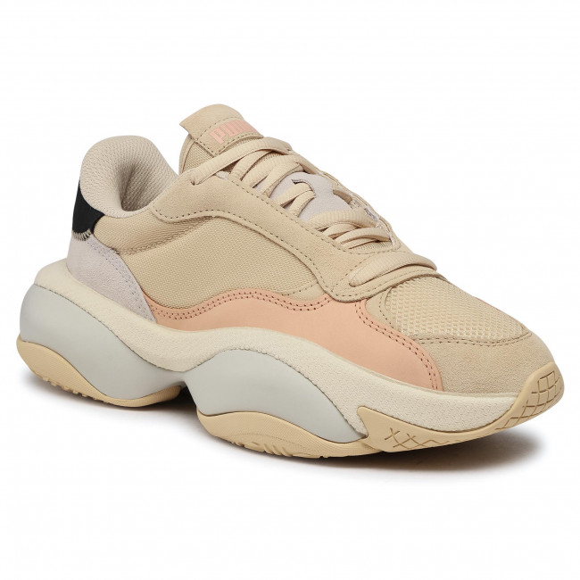 Trainers PUMA - Alteration Premium Leather 371597 2 Pebble/Pink Sand