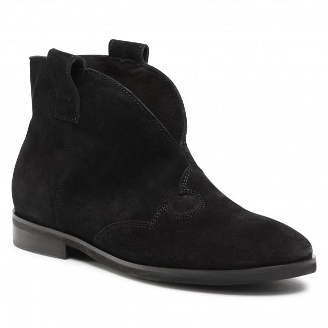 Ankle boots BADURA - B7366-69-113 Black