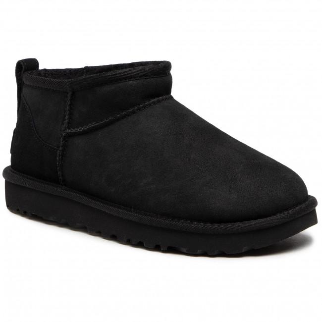 Footwear UGG - W Classic Ultra Mini 1116109 Blk