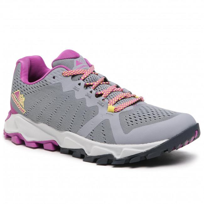 Trekker Boots COLUMBIA - Trans Alps™ F.K.T. III BL0107 Grey Ash/Berry Jam
