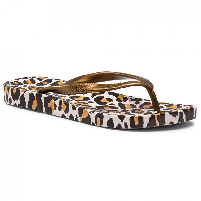 Flip flops COQUI - Kaja 1327-232-6198 Leopard/Gold
