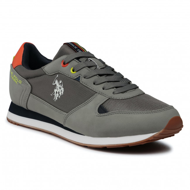 Trainers U.S. POLO ASSN. - Wily WILYS4096S1/HM1 Grey