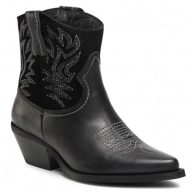 Ankle boots CARINII - B5900 E50-H20-000-F10