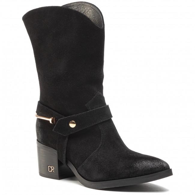 Ankle boots CARINII - B5905 H20-000-000-D94