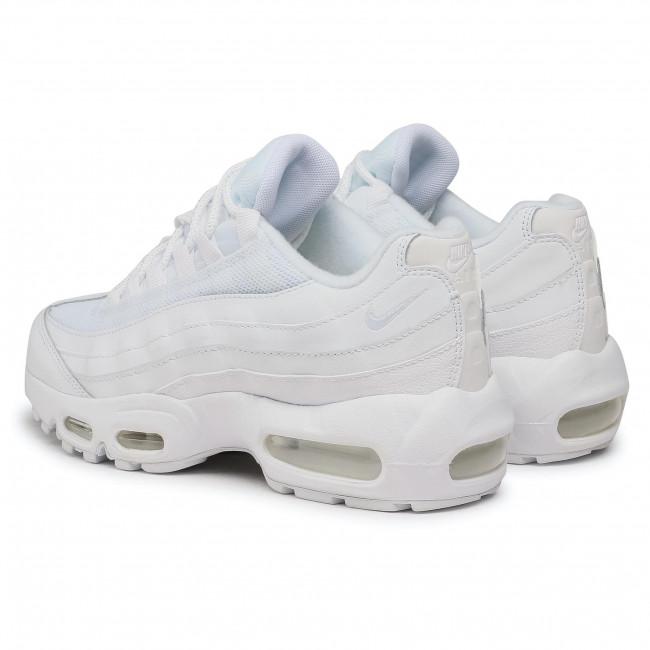Footwear NIKE - Air Max 95 Recraft (Gs) CJ3906 100 White/White/White/White