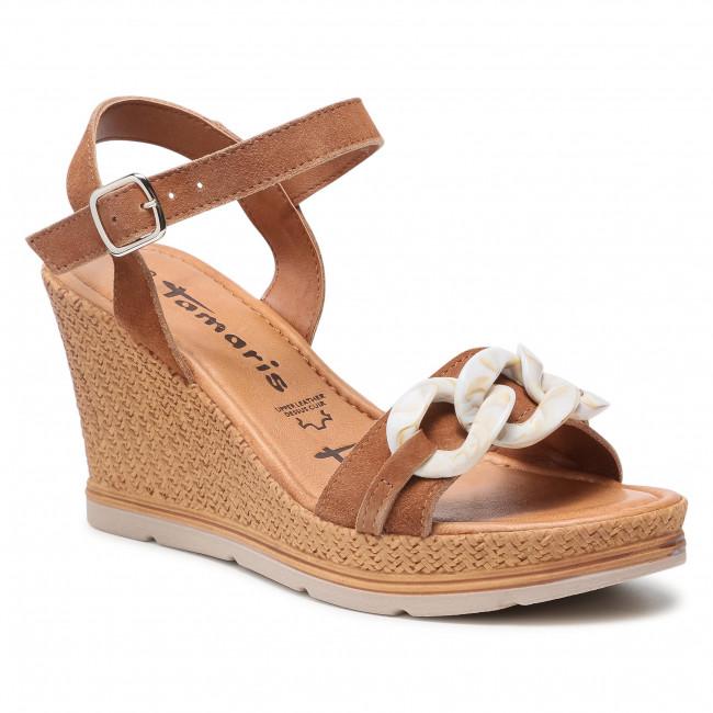 Sandals TAMARIS - 1-28317-26 Cognac 305