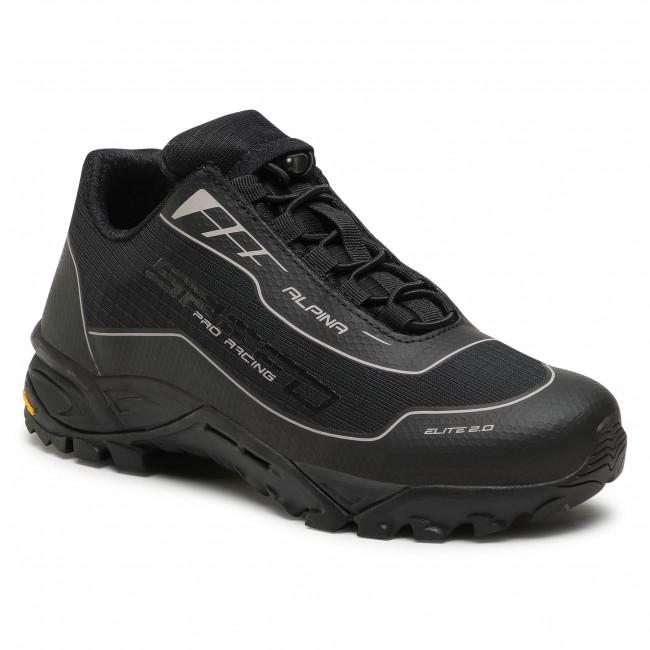 Trekker Boots ALPINA - Speed 2.0 622H-0K Black