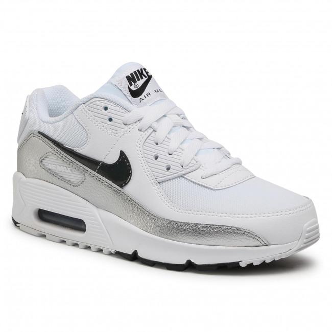 Footwear NIKE - Air Max 90 Gs CZ5867 100 White/Black
